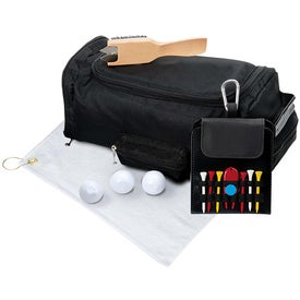 Top Flite XL Distance Club House Travel Kit for Promotion