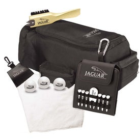 Branded Top Flite XL Distance Club House Travel Kit
