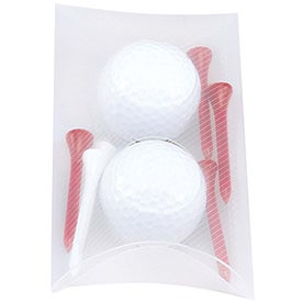 Company Top-Flite XL Pure Distance Pillow Pack with 2 Balls