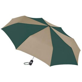 Totes Auto Open or Close Umbrella Branded with Your Logo