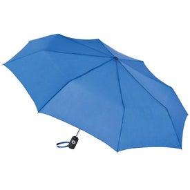 Branded Totes Auto Open or Close Umbrella
