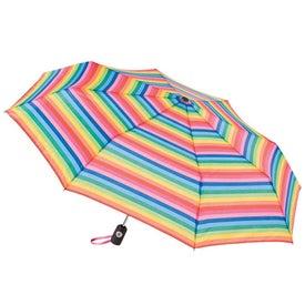 Totes Auto Open or Close Umbrella