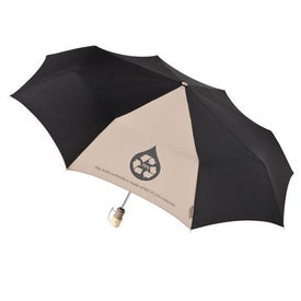 Totes Eco'brella Auto Open/Close Umbrella