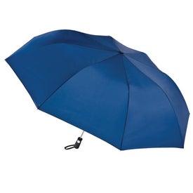 Advertising Totes Golf Size Auto Open Folding Umbrella