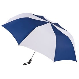 Totes Golf Size Auto Open Folding Umbrella for Advertising