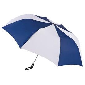 Totes Golf Size Auto Open Folding Umbrella for Advertising