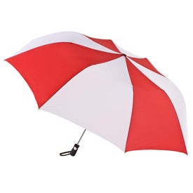 Totes Golf Size Auto Open Folding Umbrella Printed with Your Logo