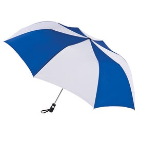Totes Golf Size Auto Open Folding Umbrella for Promotion