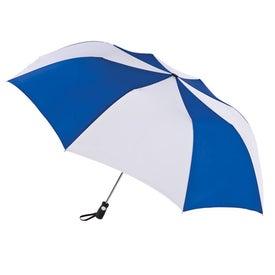 Totes Golf Size Auto Open Folding Umbrella for Promotion