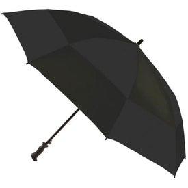 Totes Super Deluxe Premium Golf Umbrella Branded with Your Logo