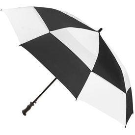 Custom Totes Super Deluxe Premium Golf Umbrella