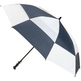 Printed Totes Super Deluxe Premium Golf Umbrella