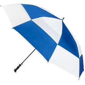 Promotional Totes Super Deluxe Premium Golf Umbrella
