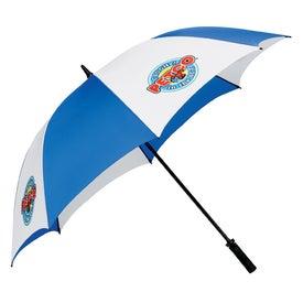 Tour Golf Umbrella Printed with Your Logo