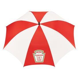 Personalized Tour Golf Umbrella