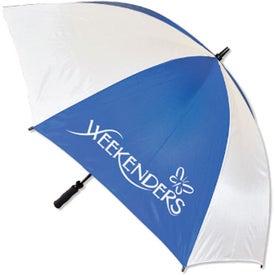 Monogrammed Trent Golf Umbrella