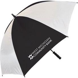 Logo Trent Golf Umbrella