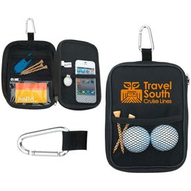 Valuables Zippered Pouch for Your Company