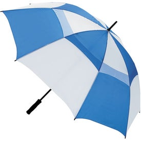 Ventilated Large Golf Umbrella for Marketing