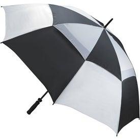 Personalized Ventilated Large Golf Umbrella