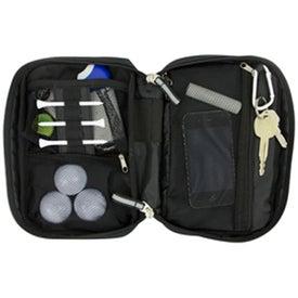 Monogrammed Voyager Caddy Bag