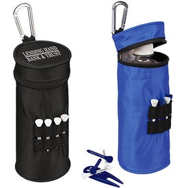 Water Bottle Cooler with Tees