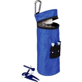 """Imprinted Water Bottle Cooler - 2 1/8"""" Tee"""