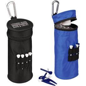 """Water Bottle Cooler - 3 1/4"""" Tee"""