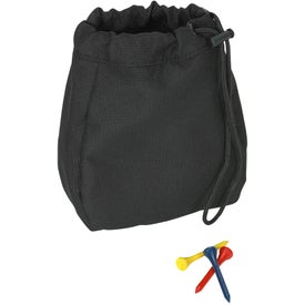 Branded Weekender Small Golf Pouch