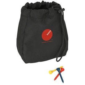 Weekender Small Golf Pouch Printed with Your Logo