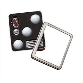 Wilson 3 Ball Display Box for Advertising
