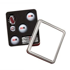 Wilson 3 Ball Display Box