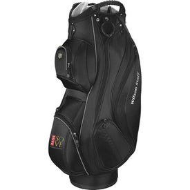 Advertising Wilson Cart Plus Golf Bag