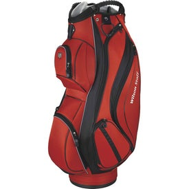 Wilson Cart Plus Golf Bag for Customization
