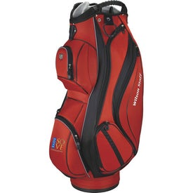 Imprinted Wilson Cart Plus Golf Bag