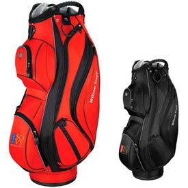 Customized Wilson Cart Plus Golf Bag