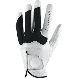Advertising Wilson Staff Grip Soft Golf Glove