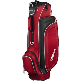 Wilson Lite Cart Bag Giveaways