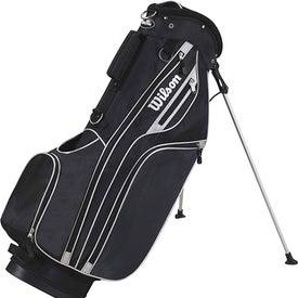 Wilson Lite Carry Golf Bag for Marketing