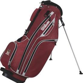 Wilson Lite Carry Golf Bag for Your Company