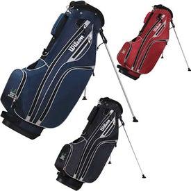 Branded Wilson Lite Carry Golf Bag
