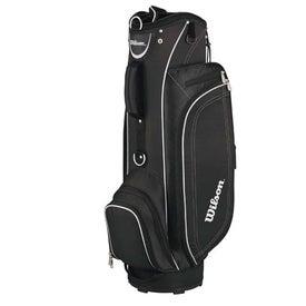 Advertising Wilson Profile Light Cart Bag
