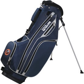 Customized Wilson Profile Lite Carry Golf Bag