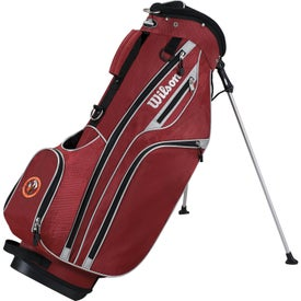 Wilson Profile Lite Carry Golf Bag Imprinted with Your Logo