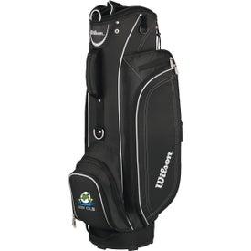 Advertising Wilson Cart Lite Golf Bag