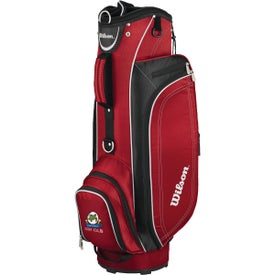 Customized Wilson Cart Lite Golf Bag