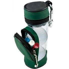 Custom Wilson Ultra Ultimate Distance Mini Golf Bag