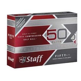 Wilson 50 Elite Golf Ball