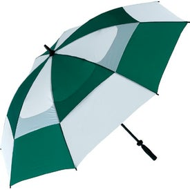 Personalized Wind Buster Golf Umbrella