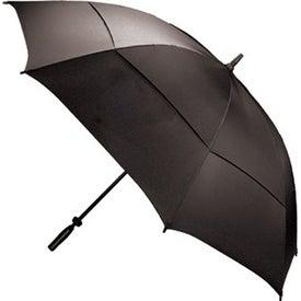 Branded Wind Buster Golf Umbrella